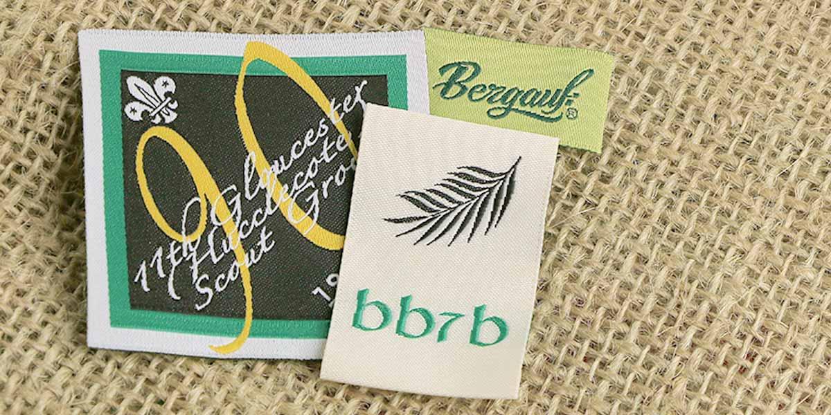 Gewebte Logo Labels Bestellen - Schritt für Schritt