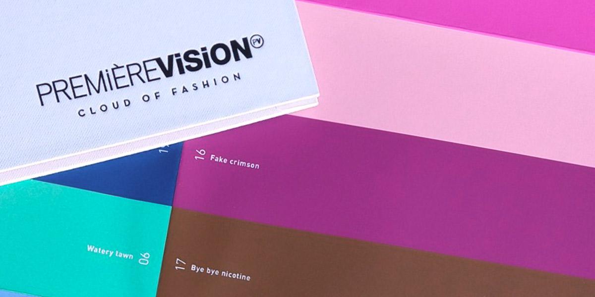 Première Vision - Fashion Trendfarben für Frühling/Sommer 2020