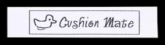 Bedruckte Etiketten mit Text & Symbol
