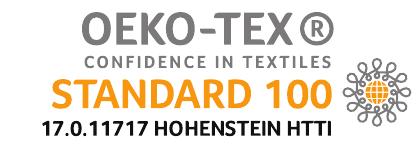 Oeko-Tex Confidence in Textiles Standard 100 wunderlabelDE