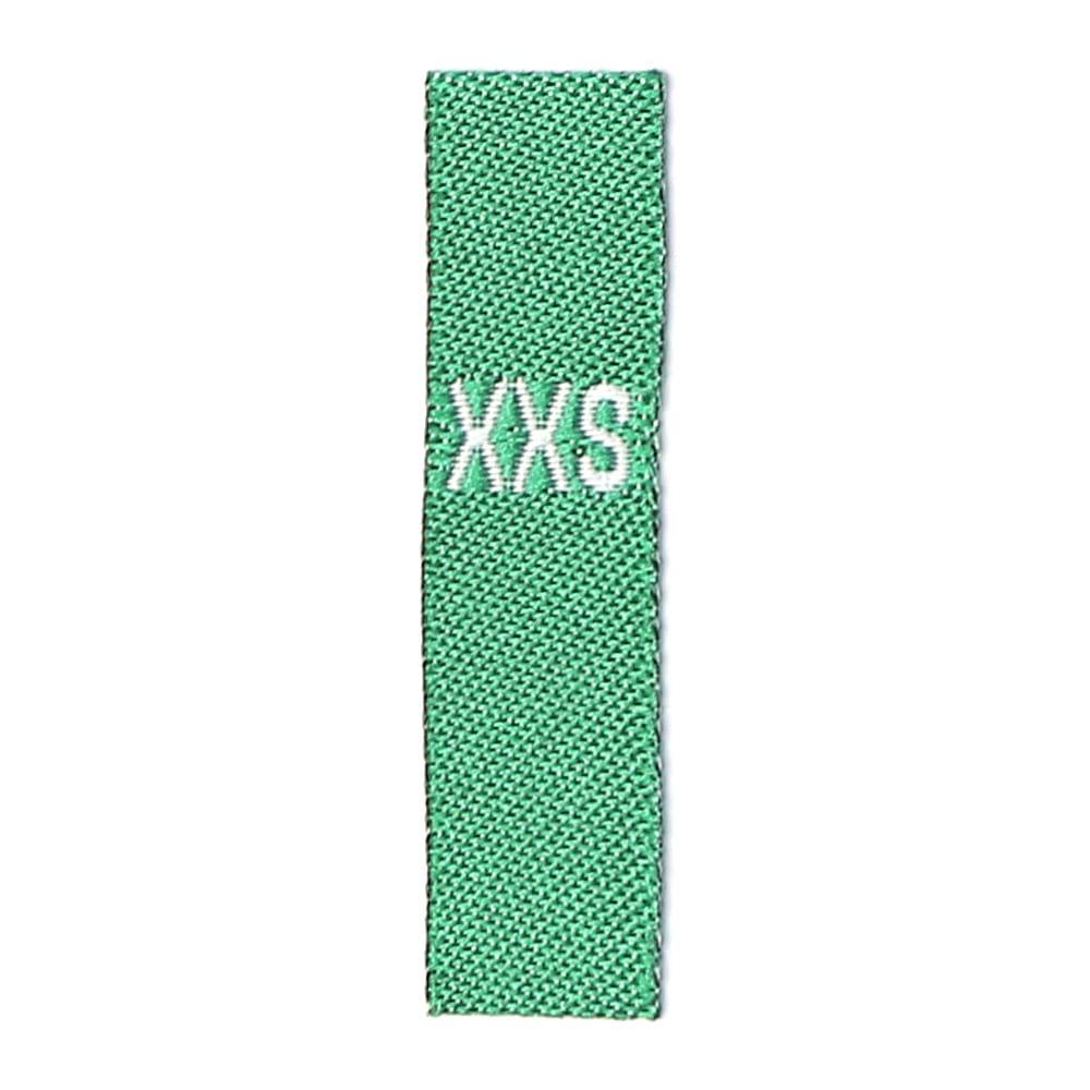 Größen XXS - XXL in Grün
