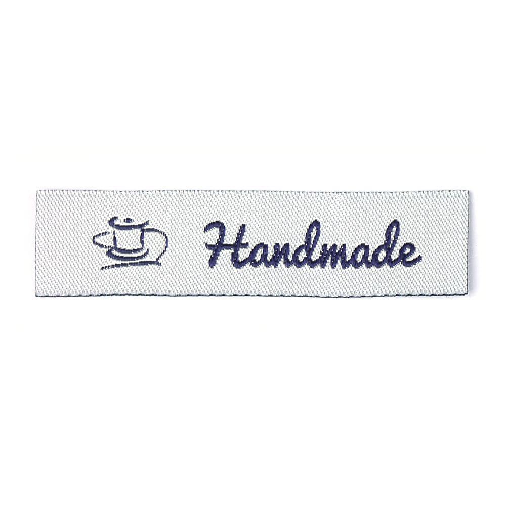 Webetiketten - Handmade